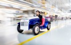 Rolls-Royce builds a compact machine for a big cause