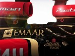 Romain Grosjean and Pastor Maldonado confirmed for Lotus F1 Team in 2014