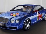 Romero Britto Bentley Continental GT