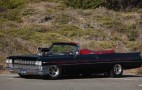 Big Muscle Drives A Blown Cadillac DeVille Drop-Top: Video