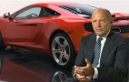 Ron Dennis Reappointed McLaren Group CEO