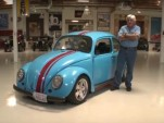 Rotary-powered 1966 Volkswagen Beetle on Jay Leno's Garage
