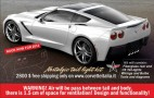 Fans Design Round Tail-Light Kit For 2014 Chevrolet Corvette