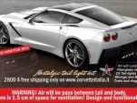 Round tail-light kit for 2014 Chevrolet Corvette Stingray - Image: Corvette Italia