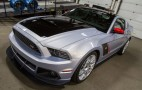 2013 Ford Mustang Tuned By Roush Raises $100,000 For Charity