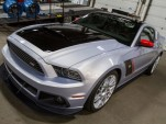 Roush Stage 3 2013 Ford Mustang auctioned at SAE Foundation charity event