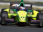 Rubens Barrichello at Infineon Raceway - INDYCAR photo