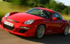 RUF developing all-electric Porsche Cayman
