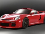 Ruf CTR 3 supercar