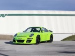 RUF RGT-8 V-8 powered Porsche 911