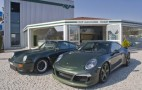 RUFs First Take On The 991 Porsche 911 Is The New Rt 35 Anniversary Edition