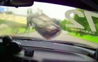 Crazy Russian Racers Wreck Crazily: Video