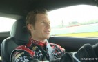 Indy 500 Polesitter Ryan Briscoe Drives The Corvette ZR1 Pace Car: Video