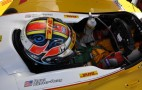 Hunter-Reay Leads First Day Of IndyCar Testing At Sebring