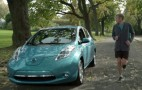 Ryan Reynolds Gets Funny With The 2012 Nissan Leaf: Video
