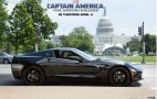 Corvette Stingray From New Captain America Movie Bows In Chicago