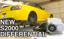S2000 Rear Differential Install
