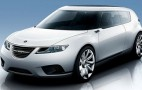 Saab 9-X BioHybrid concept revealed