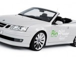 Saab will show Paris its bio-hybrid 9-3 Cabriolet