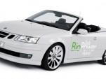 Saab will show Paris its bio-hybrid 9-3 Cabriolet
