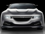 Saab PhoeniX Hybrid Concept, Its First, At 2011 Geneva Motor Show