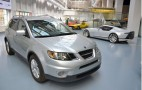 The Subaru Tribeca Based Saab 9-6 Crossover That Never Was