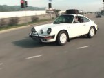 Safari Rally Porsche stops into Jay Leno's Garage