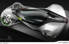 Chinese Team SAIC Wins Los Angeles Auto Show Design Challenge
