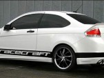 Saleen Racecraft reveals Ford Focus-based RC2 Concept