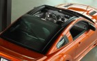 Saleen Unveiling Power Sliding Glass Roof for S197 Mustang in New York