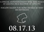 Saleen will unveil a new car on August 17, 2013