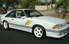 Ebay: Rare 1989 Saleen SSC Fox-Body Mustang