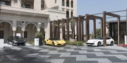 Salotto Ferrari Dubai
