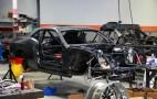 Samuel Hubinette's 2010 Dodge Challenger Formula Drift Car