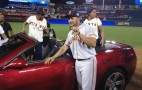 Melky Cabrera Awarded A Camaro ZL1 For 2012 All-Star Game MVP Title