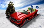 Santa Swaps Low MPG Reindeer For Ecoboost, Thanks To Ford