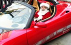 Santa Wants You To Drive A Tesla Roadster This Christmas 