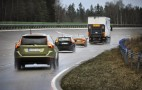 Volvo Paves Way For Car-To-Car Communications With Signing Of MoU