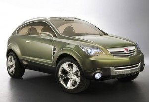 Saturn Vue making its debut at L.A. Auto Show