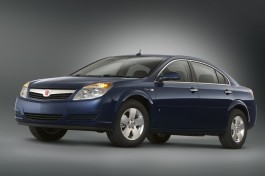 2009 Saturn Aura