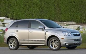 Quick Drive: 2009 Saturn Vue Hybrid