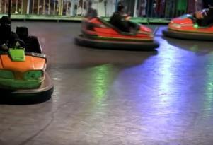 Saudi women taste driving freedom behind the wheel of bumper cars: video