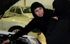 A Few Saudi Women Drive Openly In Protest Of Religious Ban