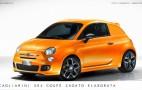 Scagliarini Fiat 500 Coupe Zagato Elaborata Is No Zagato