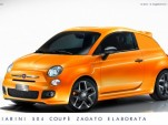 Scagliarini Motorsports Fiat 500 Coupe Zagato Elaborata