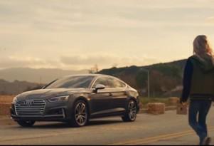 "Scene from Audi's Super Bowl LI spot ""Daughter"""
