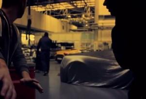 Scene from episode 3 of Lamborghini Hexagon Project - Getting Closer