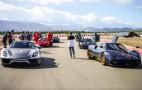 Huayra, LaFerrari, P1, Veyron & 918 Spyder Do Battle In 'Hyper 5' Track Shootout: Video