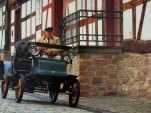 Scenes from Opel's history - the 1902 Lutzman Motorcar