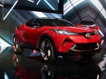 Scion C-HR Concept: Live Photos From Los Angeles Auto Show